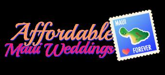 Affordable Maui Weddings